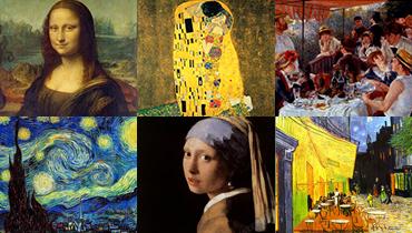 Custom Famous Art Reproductions