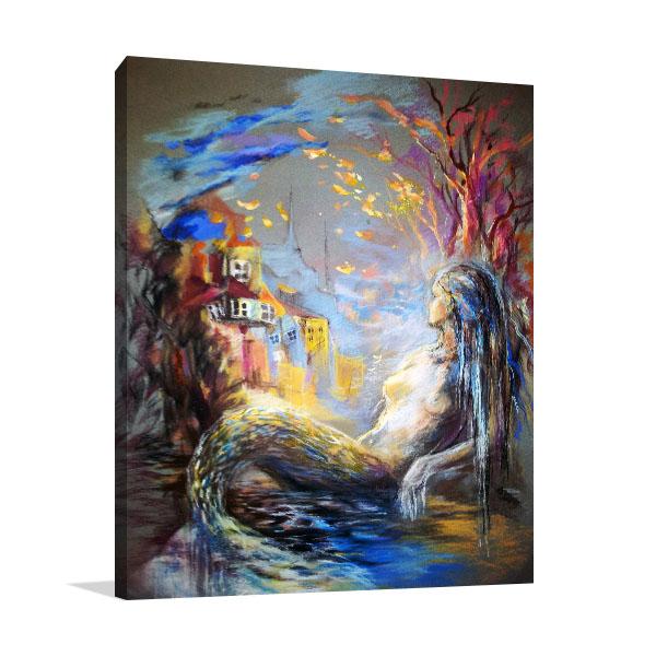 Fantastic Mermaid Wall Art