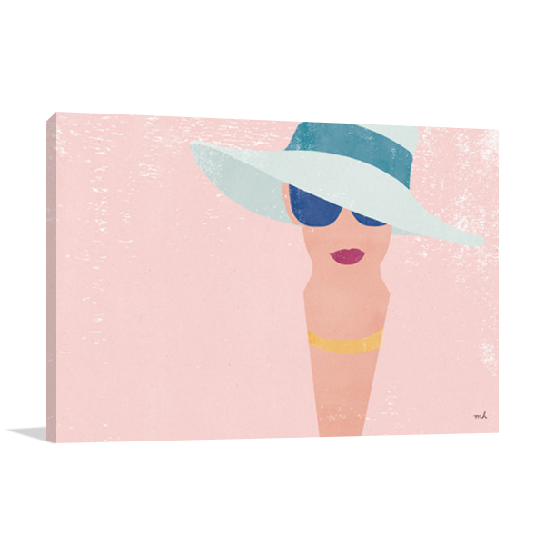 Fashion Forward Wall Art Print