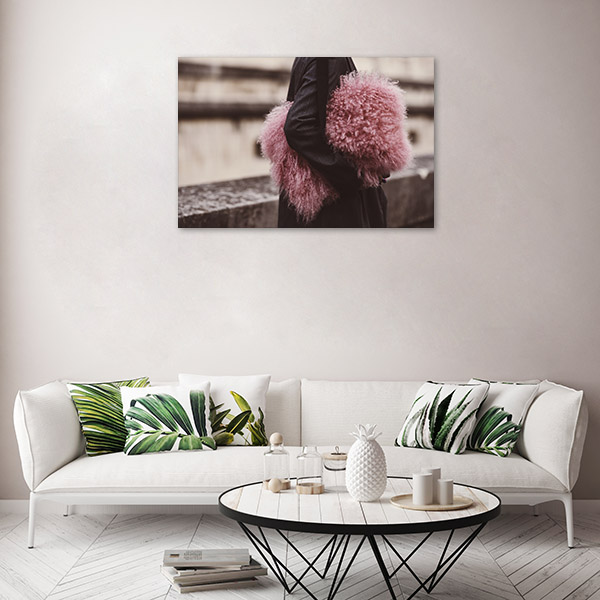 Fashion Street Style Canvas Prints