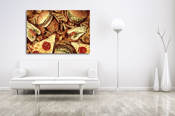 Fast Foods Art Prints