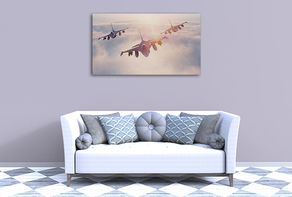 Fighter Jets Art Prints
