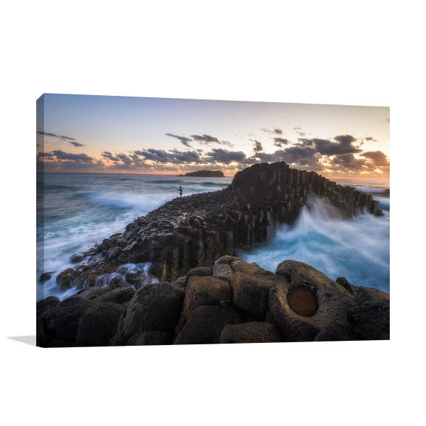 Fingal Head Art Print NSW Picture Wall