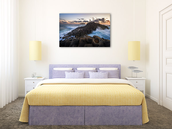Fingal Head Art Print NSW Wall Canvas