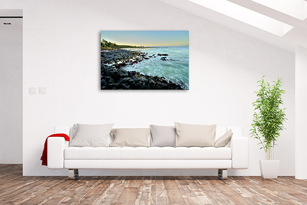 Fingal Head Wall Art Print NSW Landscape Photo Canvas