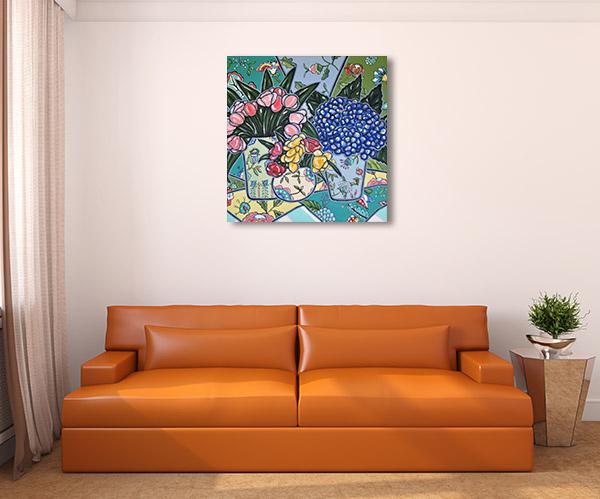Brooke Howie | Floral 2 Print Wall Art