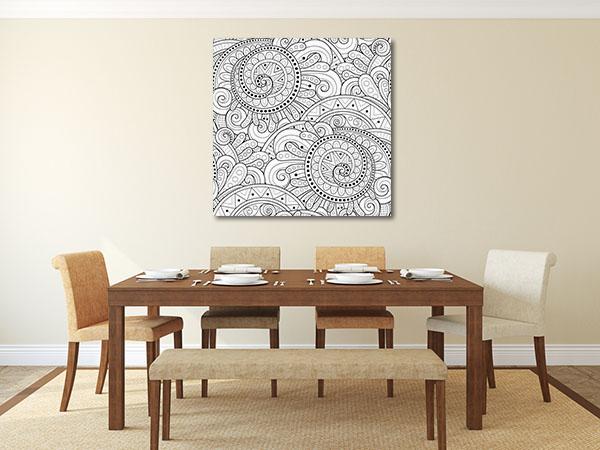 Floral Bloom Canvas Prints
