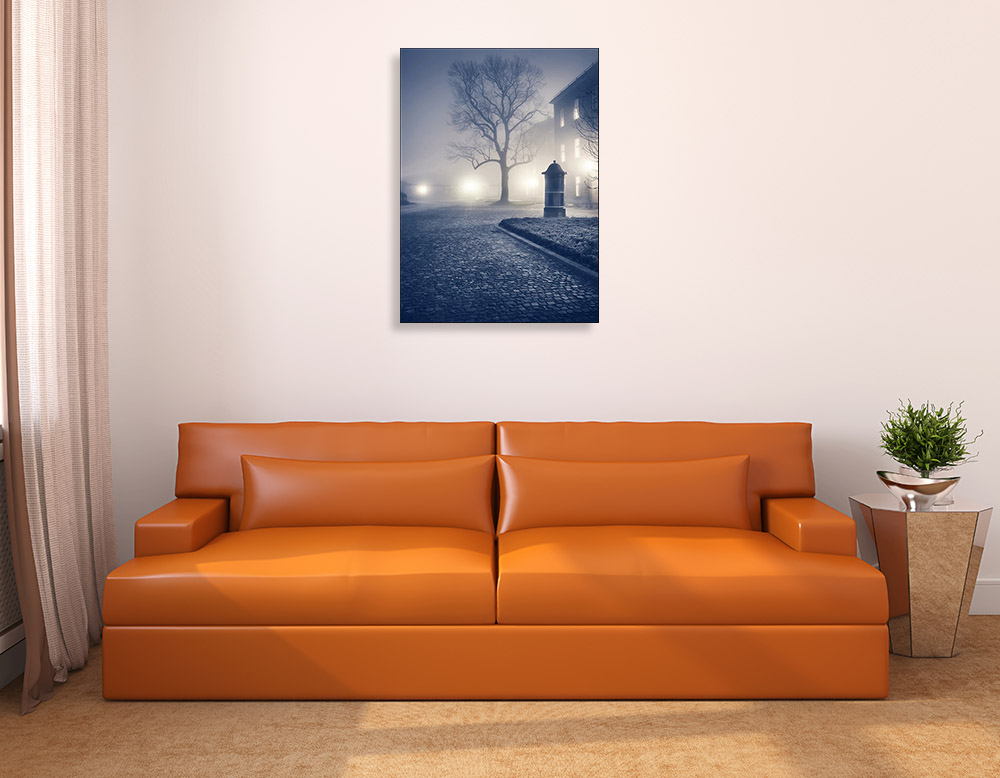 Night Photography Canvas Prints