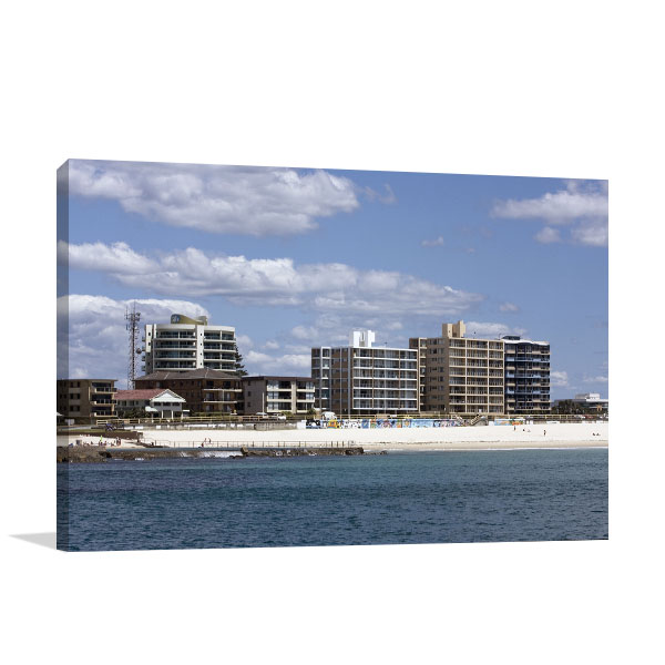 Forster Town Art Print NSW