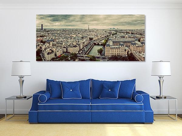 France Panorama Artwork