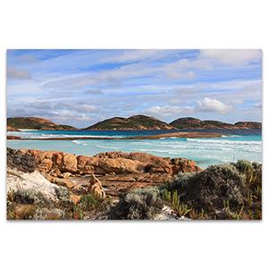 Fraser Island Canvas Art Print