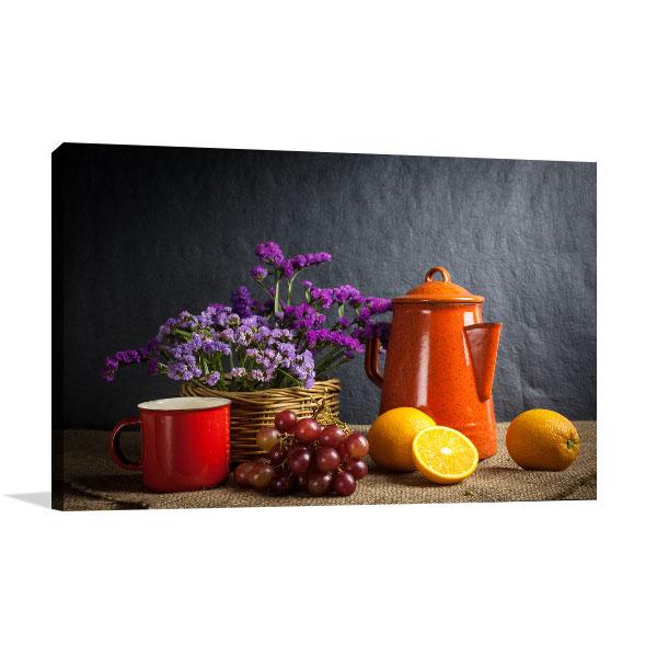 Fresh Fruits Artwork