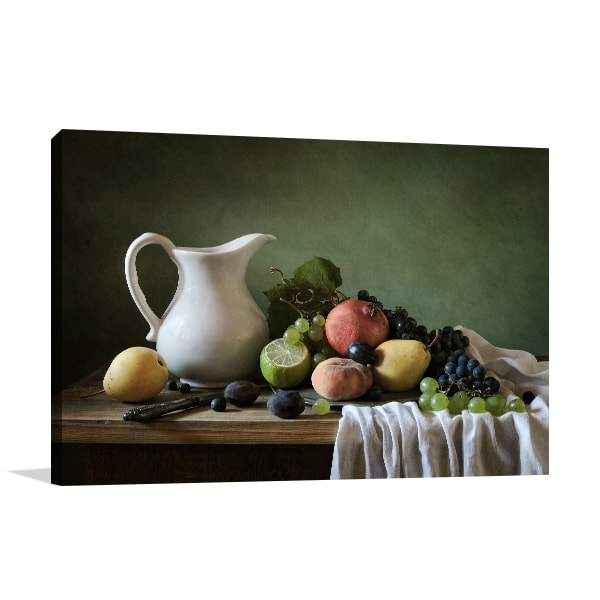 Fruits Canvas Art Print