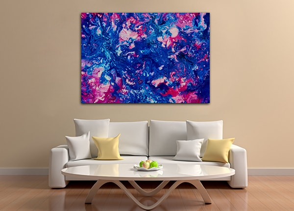 Galaxy Canvas Art Prints