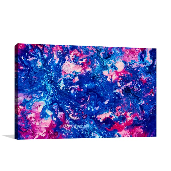 Galaxy Canvas Wall Art