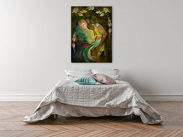 Garden Of Eden Wall Art