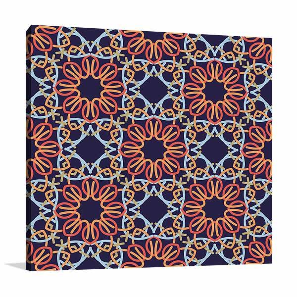 Geometric Mandala Artwork