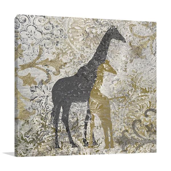 Giraffes Exotiques Print | Katrina Craven