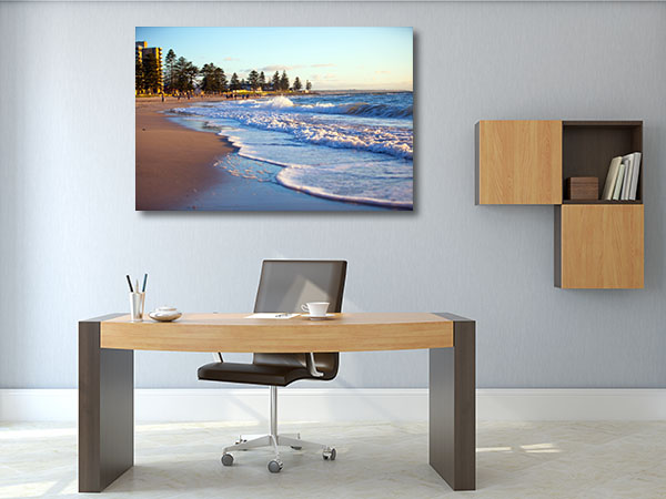 Glenelg Beach Adelaide Prints Canvas
