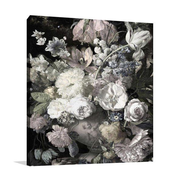 Glorious Bouquet I Wall Print