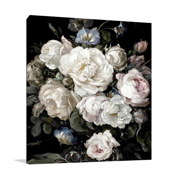 Glorious Bouquet III Wall Print