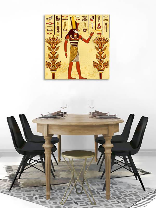 God of Ancient Egypt Wall Art