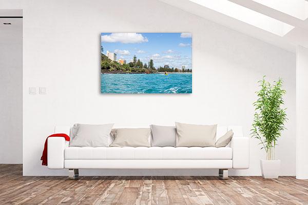 Gold Coast Wall Art Print Palm Beach Photo Artwork