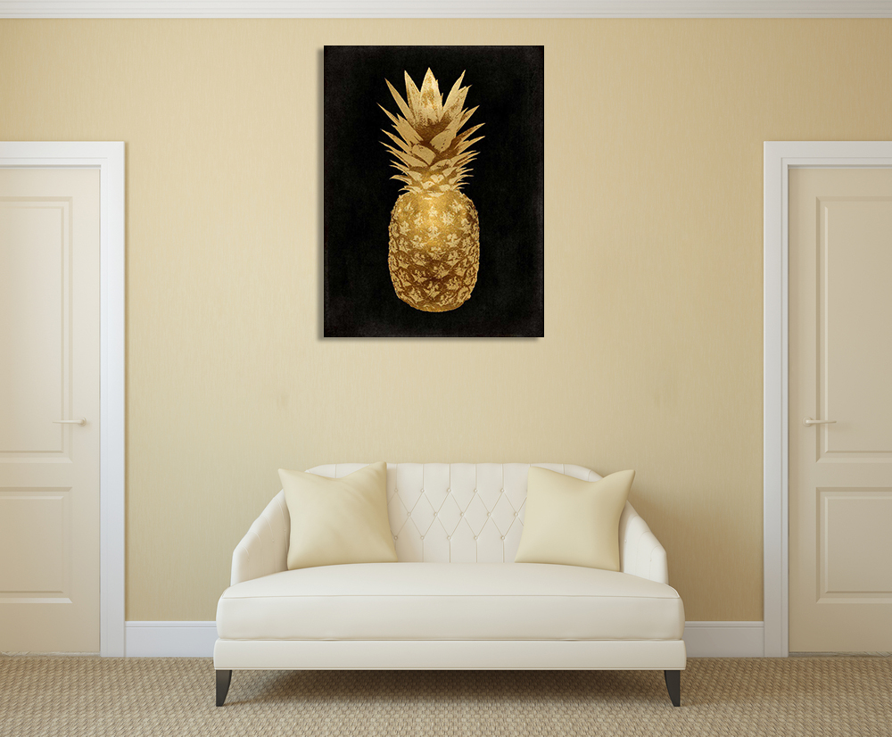 Simply Fruit Canvas Art
