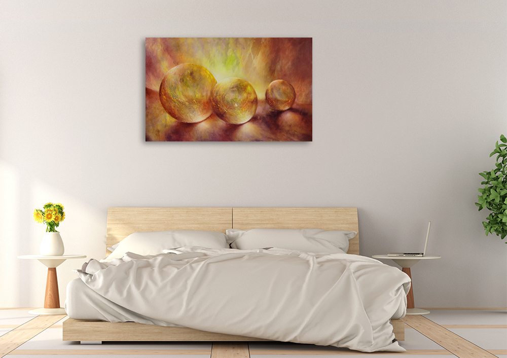 Annette Schmucker | Golden Light | Prints Canvas