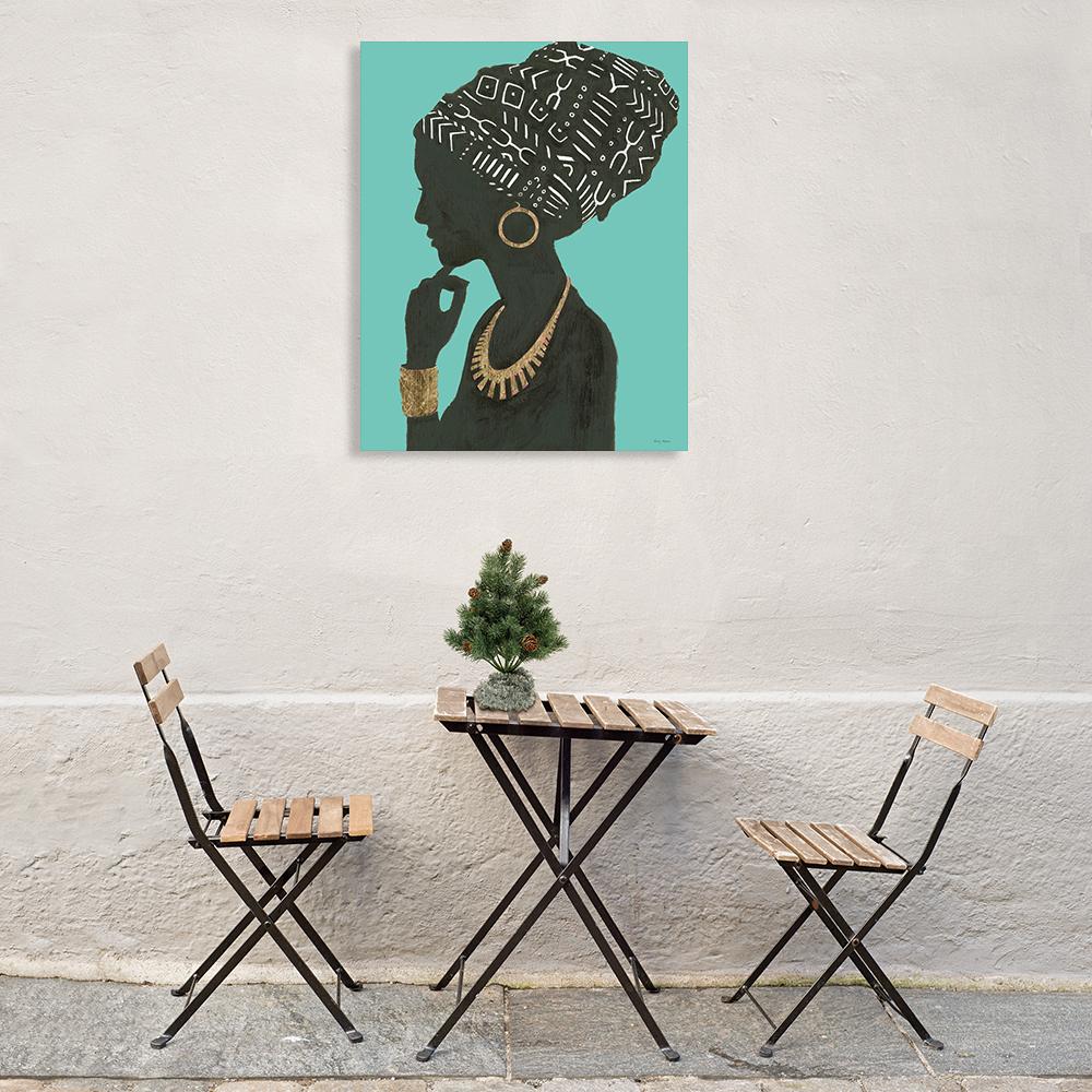 Black Fashion Art