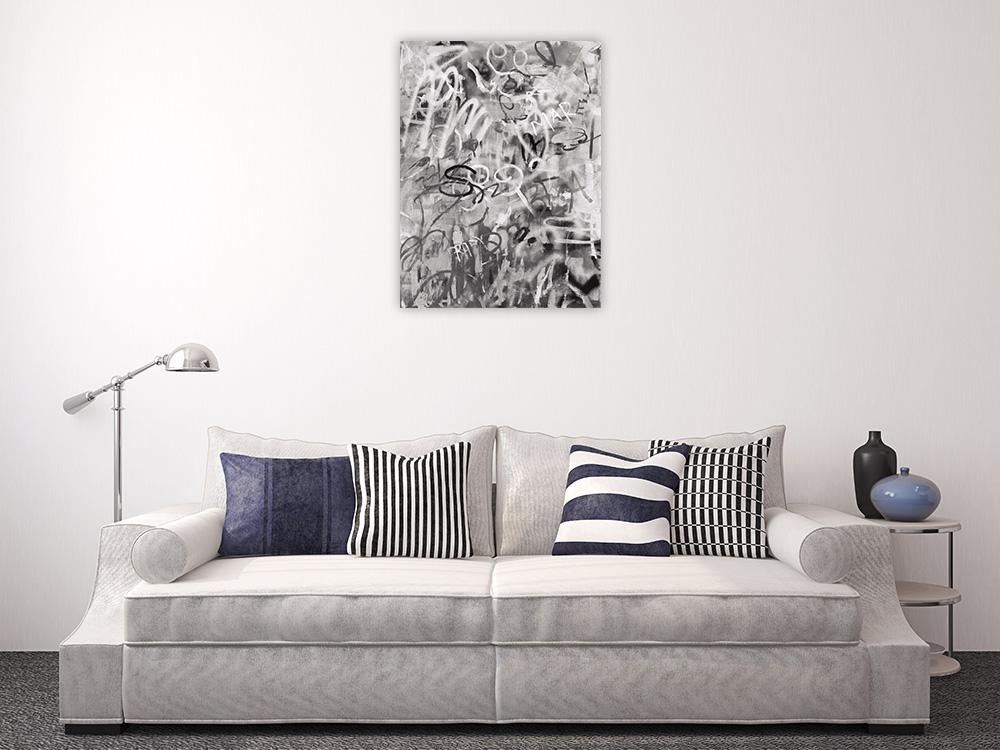 Living Room Wall Canvas Print