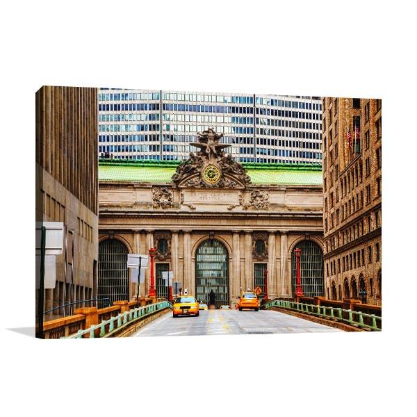 Grand Central Terminal Artwork