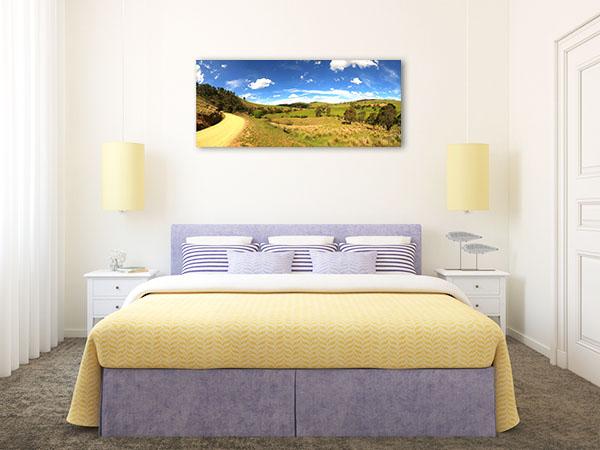 Great Alpine Road Wall Art Photo Print