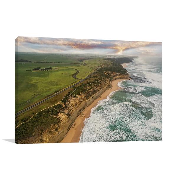 Great Ocean Road Australia Canvas Print