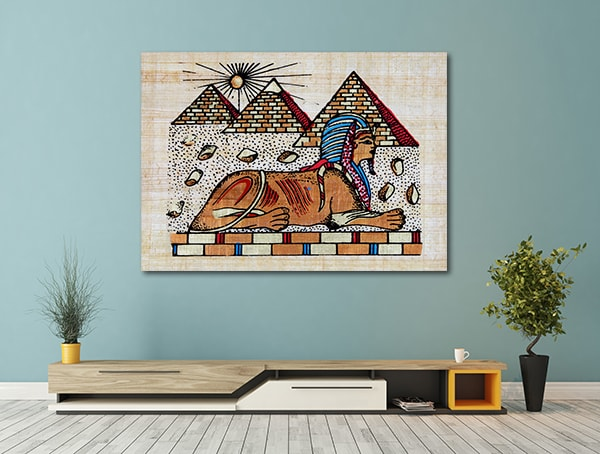 Great Sphinx Wall Art