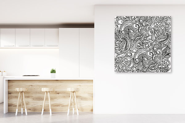 Handmade Pattern Art Prints