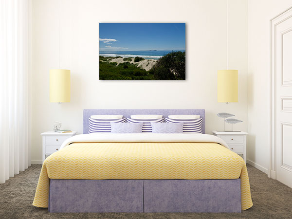 Hawks Nest Wall Art Print Beach Artwork Picture