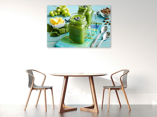 Health Smoothie Canvas Prints