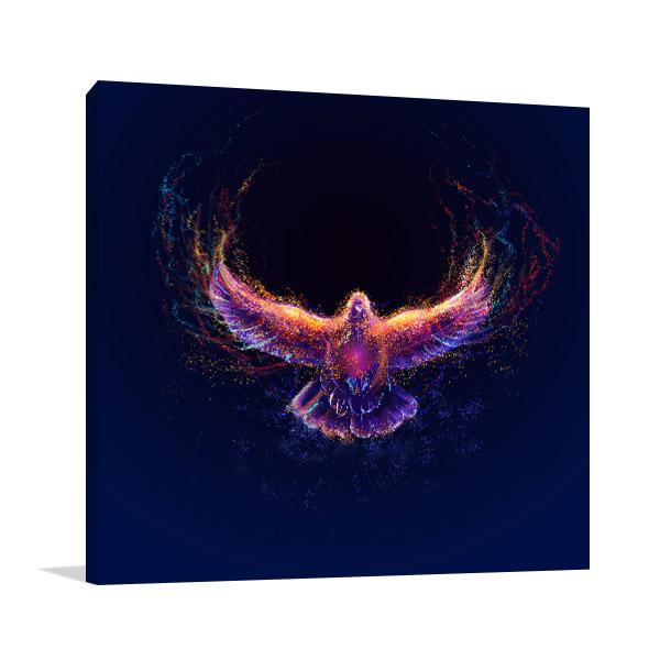 Holy Spirit Canvas Art