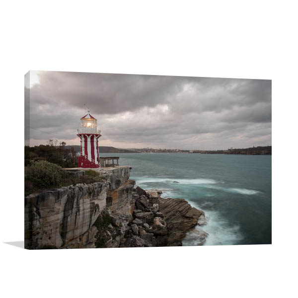 Hornsby Art Print Lighthouse