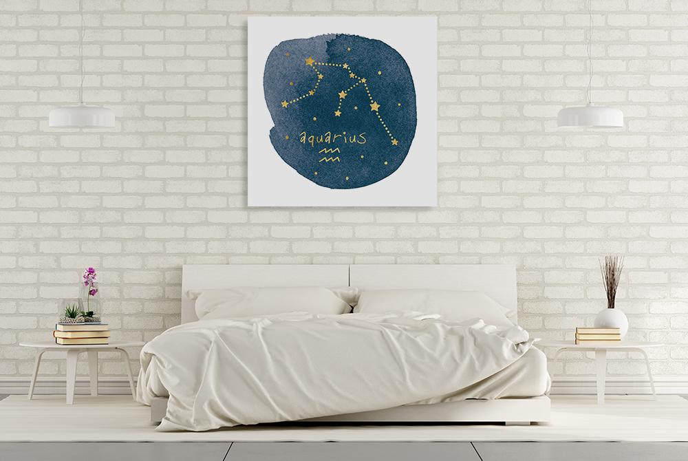 Astronomy Art Print on Canvas