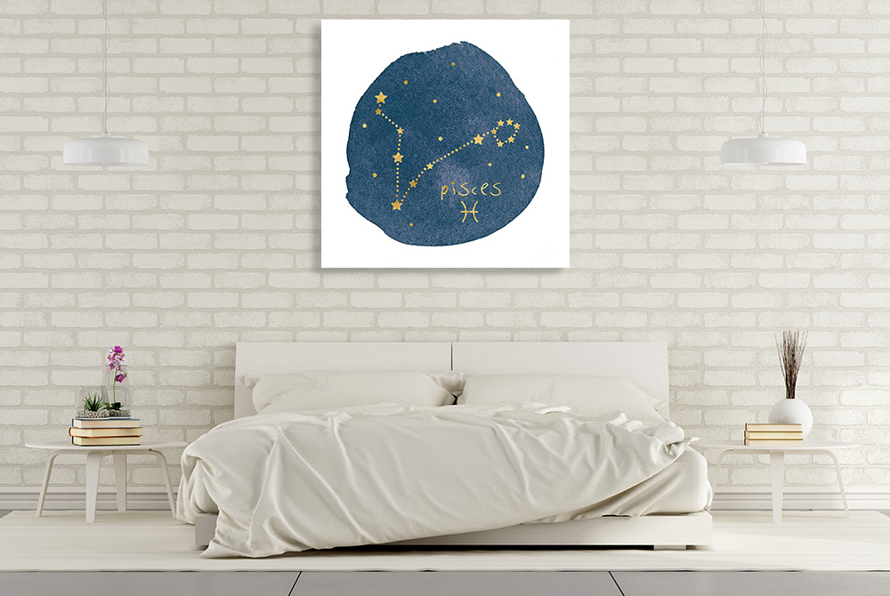 Astronomy Canvas Art Print