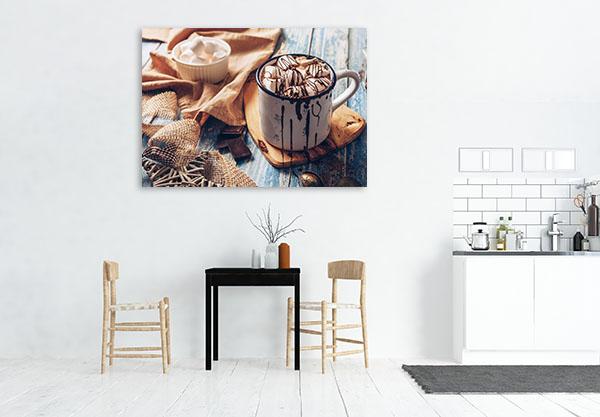 Hot Chocolate Prints Canvas