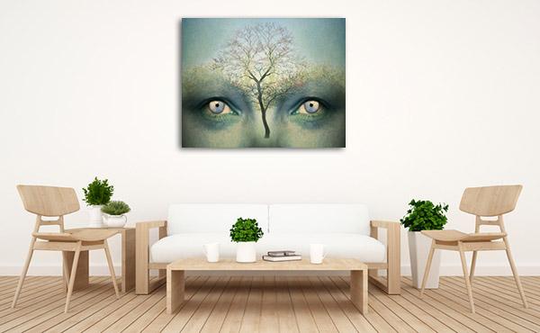 Human Tree Art Prints