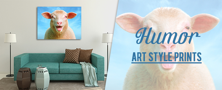 Humor Style Wall Arts