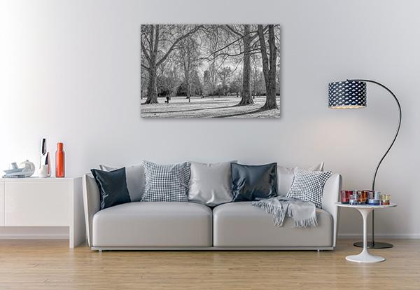 Hyde Park London Prints Canvas