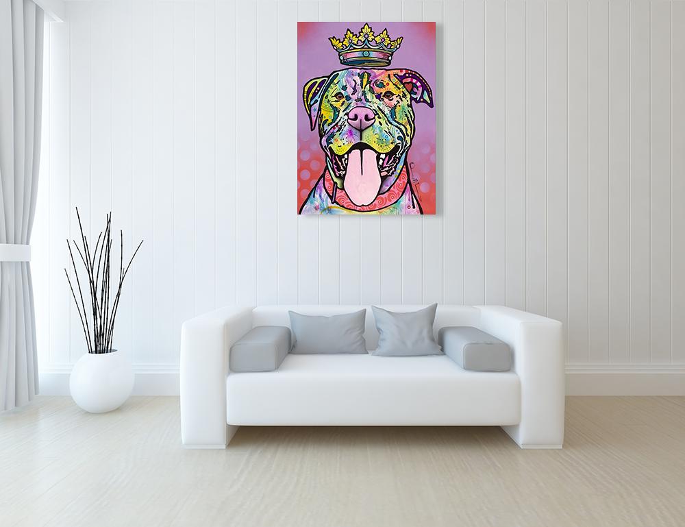 Contemporary Popart Canvas Print