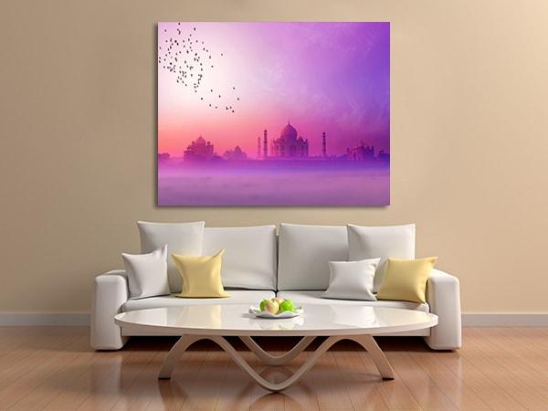 India Landscape Canvas Prints