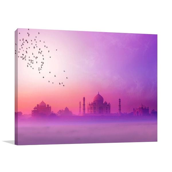 India Landscape Canvas Art Prints