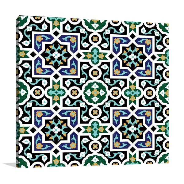 Islam Pattern Canvas Art Prints